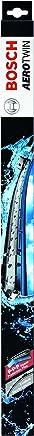 Bosch 3397007466 Aerotwin Spazzola Tergicristallo Multi-Clip, set da 2
