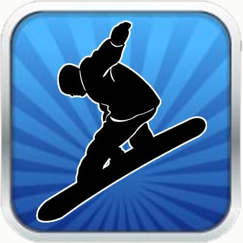 Snowboarding Run