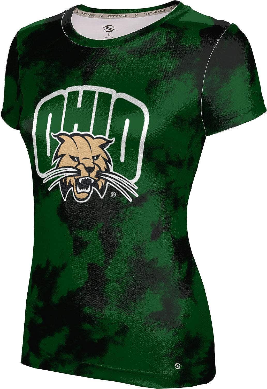 ProSphere Ohio University Girls' Performance T-Shirt (Grunge)