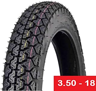 MMG Tire 3.50-18 Motorcycle Scooter Moped Street Front or Rear Performance Tire