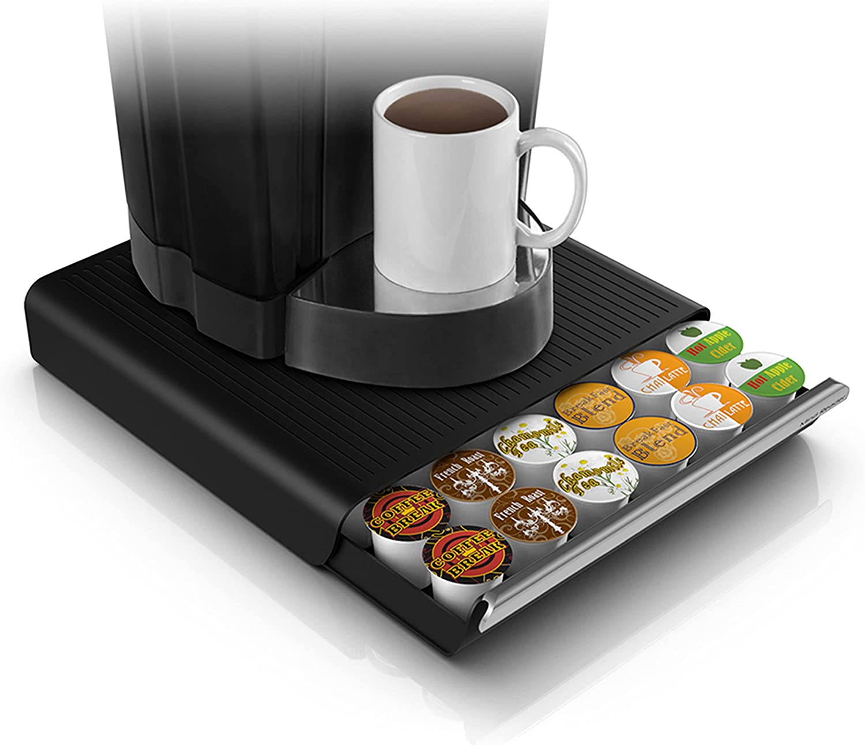Mind [Alternative dealer] Reader Hero Coffee Pod Size Max 44% OFF One Drawer Black