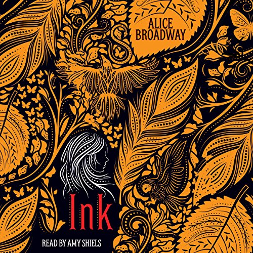 Ink audiobook cover art