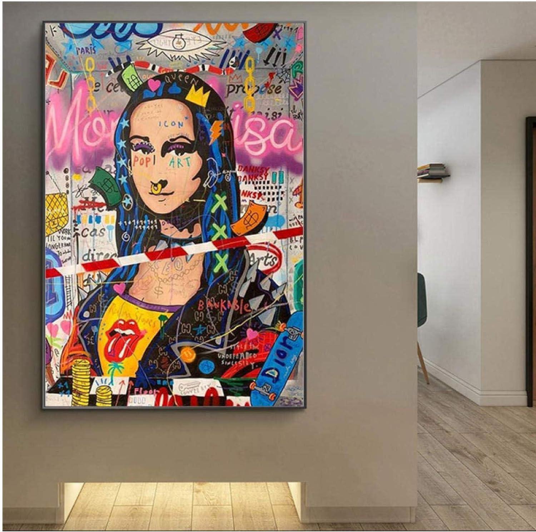Crazystore Leinwand Wandkunst 30x50cm kein Rahmen Nette Wellensittiche V/ögel Tier Kunstwerk Stoff Poster Wohnzimmer Home Wand dekorativ 1