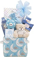 Wine Country Gift Baskets Oh Baby Blue Newborn Boy Baby Shower Congratulations New Arrival Gift