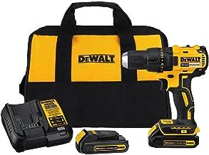 Best 20 volt max dewalt drill Reviews