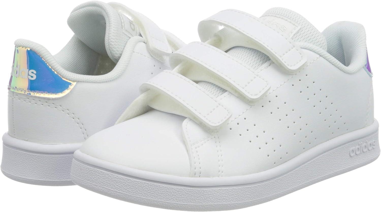 adidas Advantage C, Chaussures de Tennis Garçon Unisex Kinder ...
