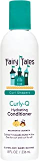 Sponsored Ad - Fairy Tales Hair Care Curly-Q Hydrating Conditioner - Sulfate & Paraben Free - 8oz