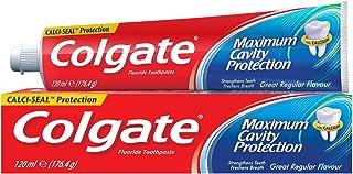 Colgate Toothpaste Maximum Cavity Protection
