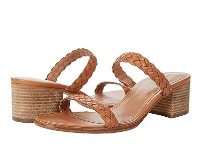 Soludos Luna Braided Block Heel