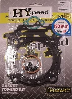 HYspeed Top End Head Gasket Kit Set Suzuki LT-R 450 Quadracer 2006-2009 LTR