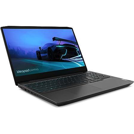 "Lenovo IdeaPad Gaming 3 - Portátil Gaming 15.6"" FullHD (AMD Ryzen 7-4800H, 16GB RAM, 512GB SSD, NVIDIA GTX1650-4GB, Sin Sistema Operativo) Color Negro - Teclado QWERTY Español"