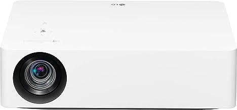 LG HU70LA 4K UHD Smart Home Theater CineBeam Projector with Alexa Built-in, LG ThinQ AI, and LG webOS Lite Smart TV (Netfl...