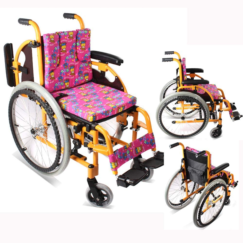 Multifunction Child Ultra-Cheap Deals Wheelchair At the price of surprise Folding Lightw