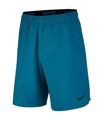 Nike Flex Shorts Woven 2.0 (Bright Spruce/Black) Men