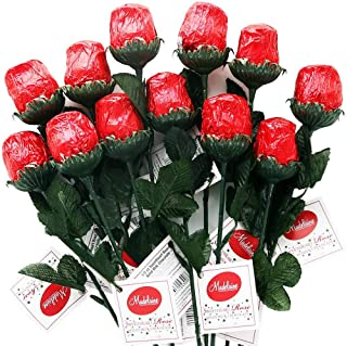 Best solid chocolate roses Reviews