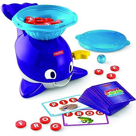 フィッシャープライス クジラとあそぼう! ABCことばゲーム GFJ38