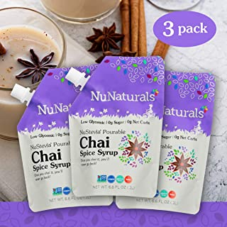 Best chai latte syrup Reviews