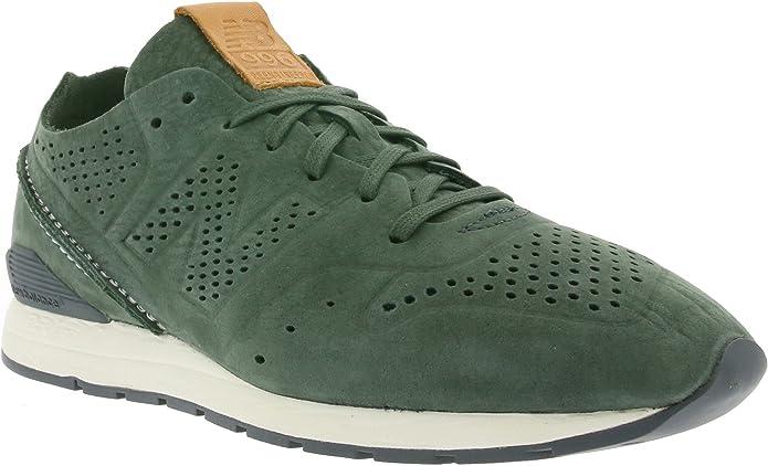New Balance 996 reengineered Men Sneaker Green MRL996DM, Size:43 ...
