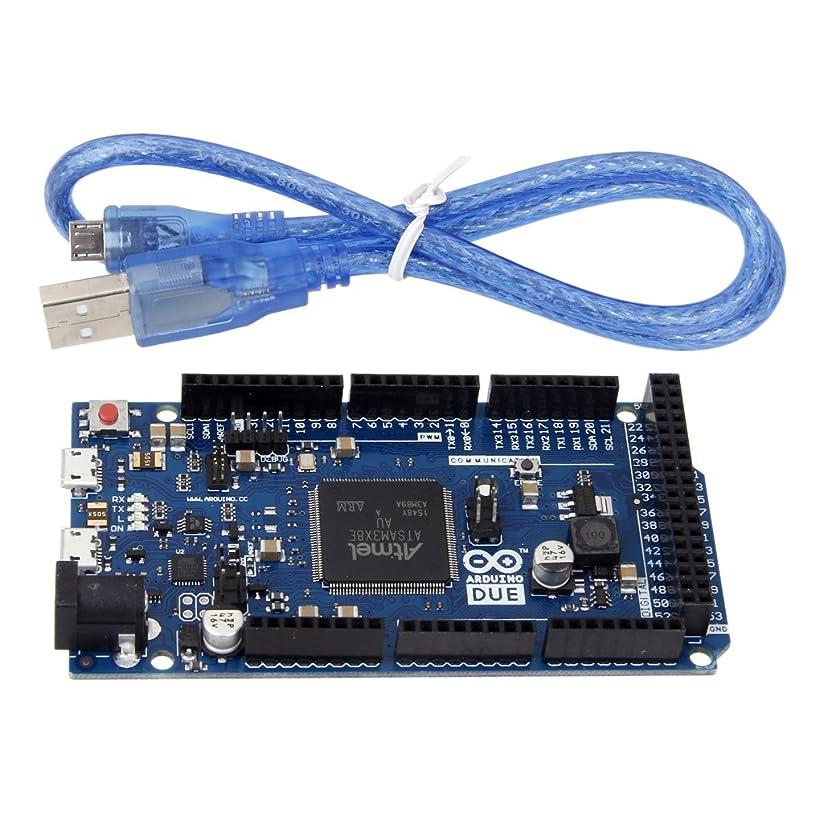 チャームルーフ判読できない【ノーブランド品】arduinoに適用 DUE2012 R3 AT91SAM3X8EA ARM32ビットモジュールの互換性 完全に