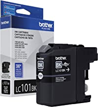 Best Brother Genuine Standard Yield Black Ink Cartridge, LC101BK, Replacement Black Ink, Page Yield Upto 300 Pages, LC101 Review