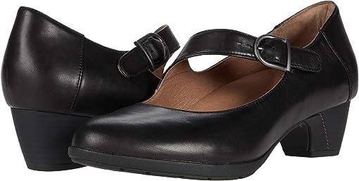 Black Aniline Calf