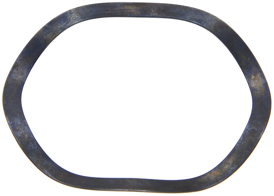 Compression Type Wave Washer, Carbon Steel, 5 Waves, Inch, 2.402