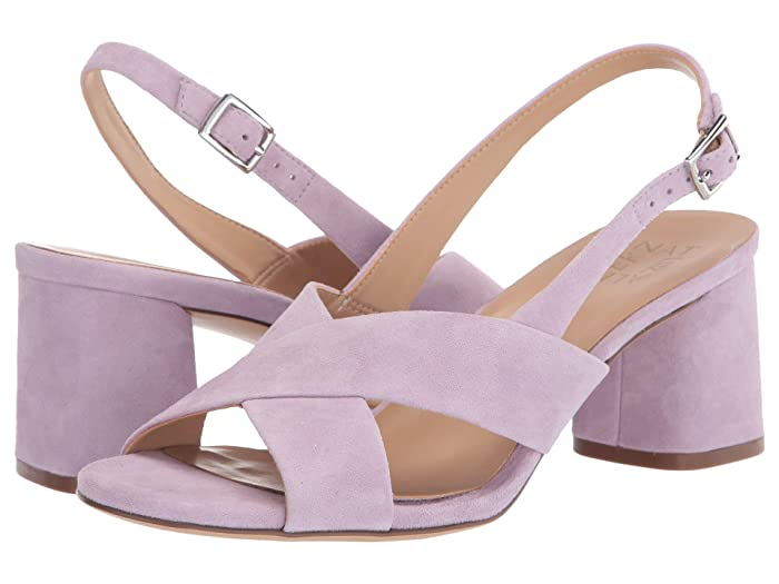 Naturalizer  Azalea (Wisteria Purple Suede) Womens Sandals
