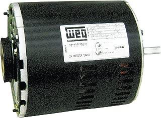 WEG .7518OS1AEC56 ODP Evaporative Cooler Definite Purpose Motor, 3/4 HP, 1-Phase, 1800 RPM, 115 V, 60 Hz, Frame 56