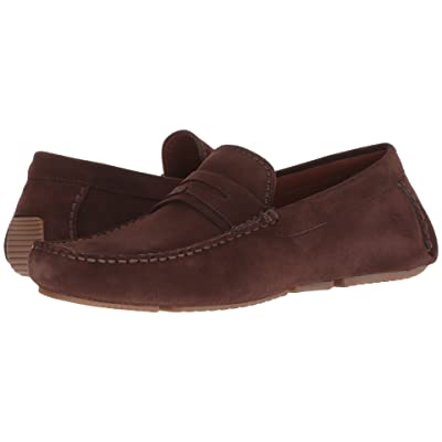 Aquatalia Brandon (Brown Suede) Men