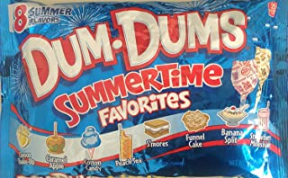 Dum-Dums Limited Edition Flavors, 10.4 Ounce Bag