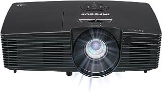 InFocus IN112xv SVGA 4:3 3D DLP Projektor Beamer (HDMI, 3500 ANSI Lumen, 16000:1 Kontrast, 15000 Stunden Lampen, BrilliantColor)