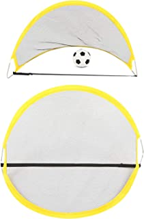 Kids Sports Mini Soccer Goal Set Bekväm Take Out, för barn inomhus, för sportövning