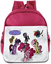 XJBD Custom Superb Nights Animals Boys And Girls Shoulders Bag For 1-6 Years Old RoyalBlue