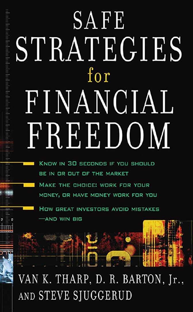 くすぐったいタクト層Safe Strategies for Financial Freedom (English Edition)