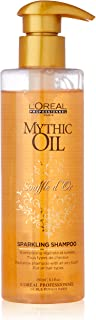 L'Oreal Professional Mythic Oil, Souffle D'or Sparkling Shampoo, 8.5 Ounce