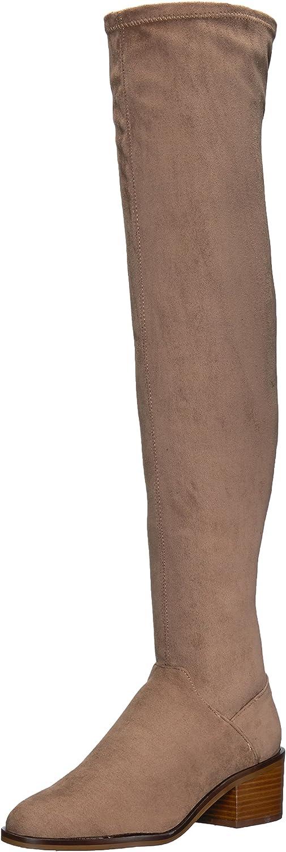 Steve Madden Woherren Gabbie Harness Stiefel, Taupe, 9.5 M US    Realistisch