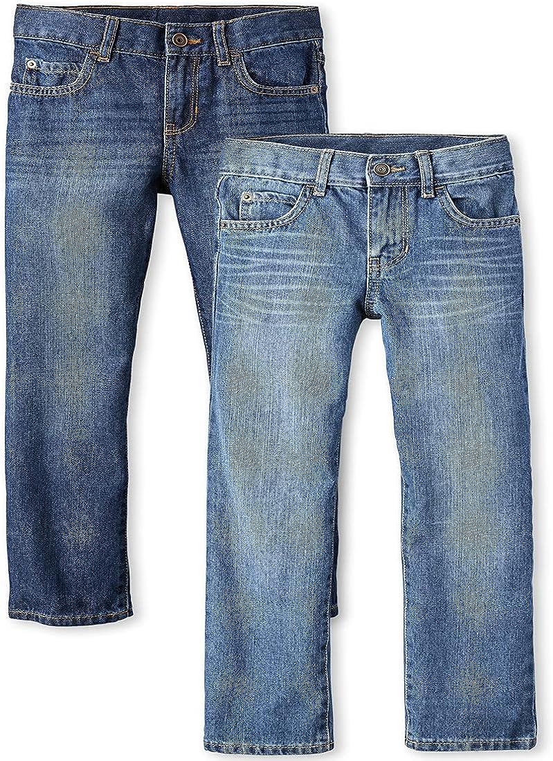 The Children's Place boys Leg ! Super beauty product restock quality top! Jeans Straight Elegant Basic