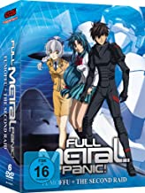 Full Metal Panic! 2nd Raid + Fumoffu - DVD Box (6 Discs)