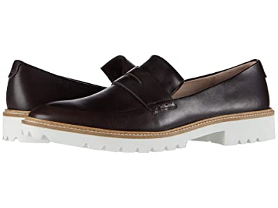 ECCO Incise Tailored Slip-On (Coffee Cow Leather) Women
