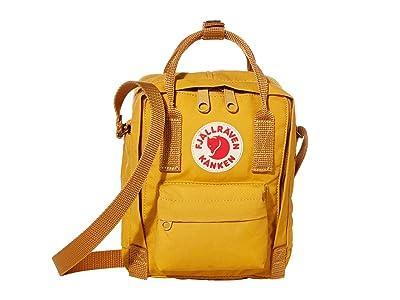 Fjallraven Kanken Sling (Ochre) Cross Body Handbags