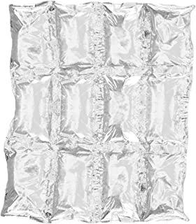 Reusable Ice Pack Sheet For Coolers and Shipping Stays Cold For 48 Hours (10 pack 4x3 sheets) (10 pack 4x2 sheets)