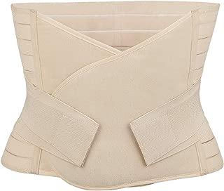 Women Postpartum Waist Trainer Girdles Pregnant Slimming Breathable Belt Belly Maternity Bandage,Skin,XL