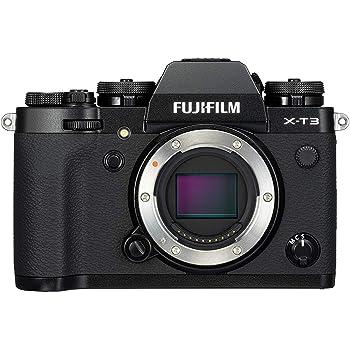 FUJIFILM ミラーレス一眼カメラ X-T3ボディ ブラック X-T3-B