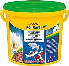 Sera Koi Royal Mini (2 mm) es un alimento para el Desarrollo