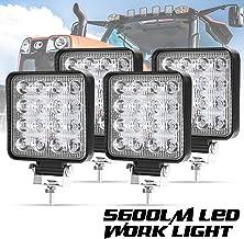 Sound Off Signal LED driving work light