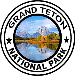 Rogue River Tactical Grand Teton National Park Sticker 5