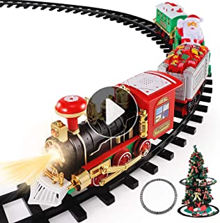 Best electric christmas train Reviews