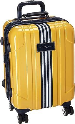 "Reji Stripe 20"" Upright  Suitcase"