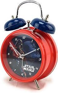 Star war Sveglia a Campana Starwars–Rotondo a Ago, éléctronique, Disney–Lucasfilm