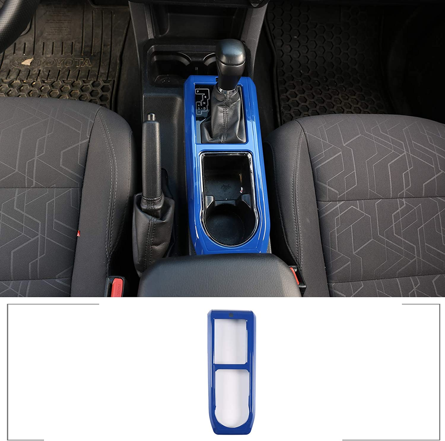 Choice LLKUANG Center Console Gear Panle Phoenix Mall Frame Cover for Toyota Trim Ta